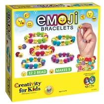 Picture of CREATIVITY FOR KIDS-Emoji Bracelets
