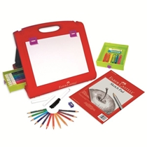 Picture of CREATIVITY FOR KIDS-Do Art Travel Easel