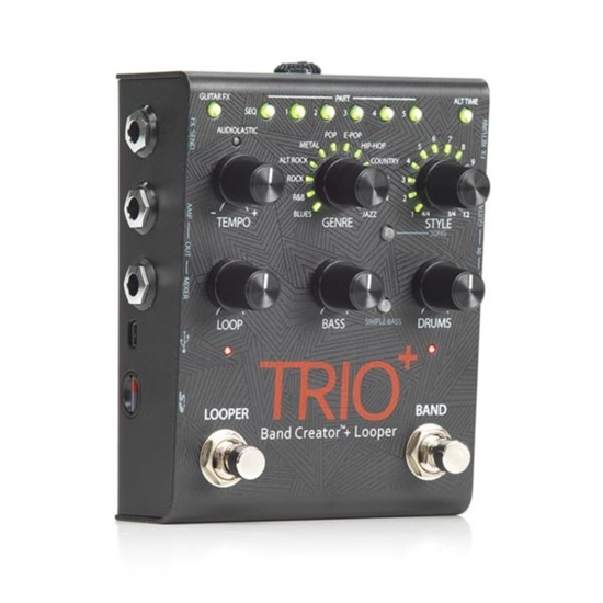 Picture of DIGITECH-Trio Plus Band Creator and Looper