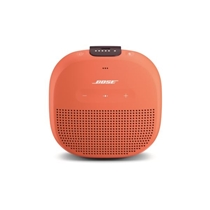 Picture of BOSE-SoundLink Micro Bluetooth speaker - Bright Orange/Dark Plum Strap
