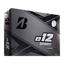 Picture of BRIDGESTONE-Bridgestone e12 SPEED Golf Balls - White