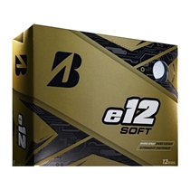 Picture of BRIDGESTONE-Bridgestone e12 SOFT Golf Balls - White
