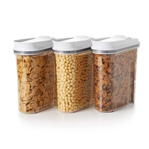 Picture of OXO-3-Pc Pop Cereal Dispenser Set