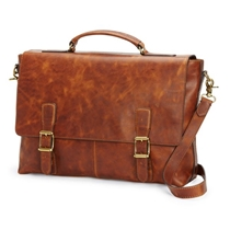 Picture of FRYE-Logan Top Handle Mens Briefcase