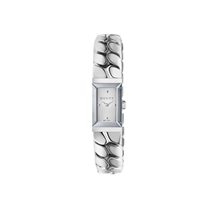 Picture of GUCCI-14X25mm - Ladies G Frame Silver Dial Watch