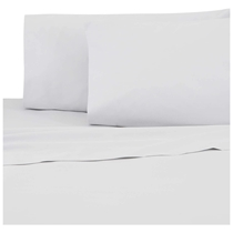 Picture of ATELIER MARTEX-Sateen Full Sheet Set - (White)