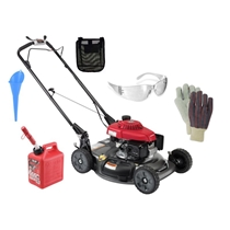 Picture of HONDA-21 - Inch Self Propelled Variable Speed Lawn Mower Package