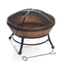 Picture of DECKMATE-Avondale Steel Fire Bowl