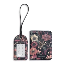 Picture of SAKROOTS-Passport Case and Luggage Tag