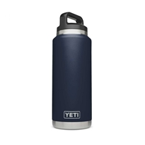 Picture of YETI-36 - Ounce Rambler Bottle - (Navy)