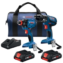 Picture of BOSCH-18v Cordless 2 Tool Combo