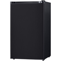 Picture of KEYSTONE-Energy Star 4.4 Cu. Ft. Compact Single-Door Refrigerator with Freezer Compartment - Black