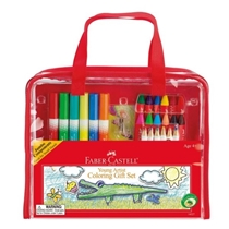 Picture of CREATIVITY FOR KIDS-Young Artist Coloring Gift Set