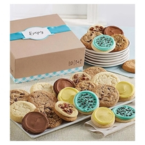 Picture of CHERYL'S COOKIES-Gift Boxes With Thank You Tag - 12 Cookies