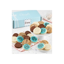 Picture of CHERYL'S COOKIES-Enjoy Bow Gift Box Classic Assortment