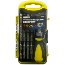 Picture of ALLIED INT'L-21-Piece Ratcheting Screwdriver Set