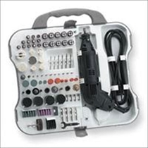 Picture of ALLIED INT'L-Chicago Power Tools 220-Piece Rotary Tool Set