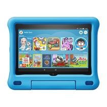 Picture of AMAZON-Fire HD 8 Inch 32GB Kids Tablet - (Blue)