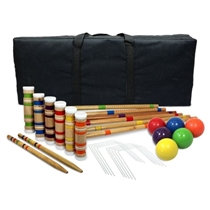 Picture of DRIVEWAY GAMES-Croquet Set