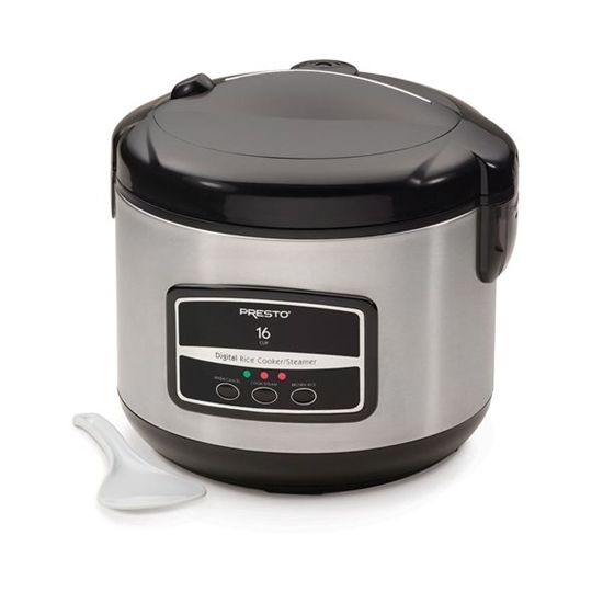 Picture of PRESTO-16 Cup Digital Rice Cooker
