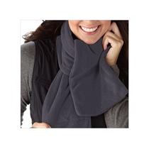 Picture of SUNBEAM-Cozy Heated Fleece Scarf - (Black)