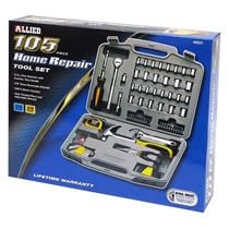 Picture of ALLIED INTERNATIONAL-105 - Piece Home Maintenance Tool Set with Case