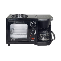 Picture of BETTER CHEF-Breakfast Central 3-In-1 Meal Maker - (Black)