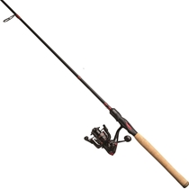 Picture of EAGLE CLAW-2.5 Series 6 Foot 6 Inch ML 2 Piece Spinning Rod