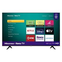 Picture of HISENSE-50 - Inch Class R6 Series 4K UHD Smart Roku Tv