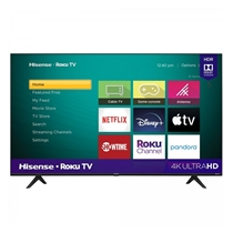 Picture of HISENSE-65 - Inch Class R6 Series 4K UHD Smart Roku Tv