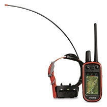 Picture of GARMIN-Alpha 100 GPS Dog Tracking and Training Device with TT 15 Dog Device