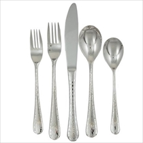 Picture of GINKO CUTLERY-20Pc 1810 Stainless Flatware Set-Shimmer