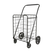 Picture of HELPING HANDS-Super Deluxe Swiveler Utility Folding Cart