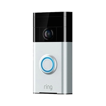 Picture of RING-Video Doorbell - (Satin Nickel)