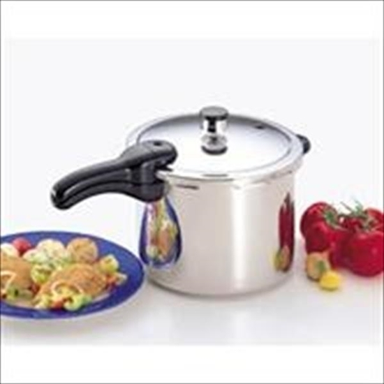 Picture of PRESTO-6 Qt. Stainless Steel Pressure Cooker