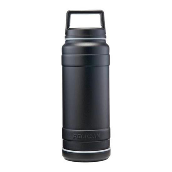 Picture of PELICAN-32oz Traveler Bottle - Black