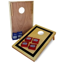 Picture of DRIVEWAY GAMES-Tradtional Bag Toss Game - Wood - 23.5 inch x 35.5 inch Surface
