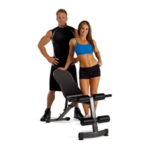 Picture of FITNESS ACCESSORIES-Marcy Foldable Utility Bench