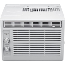 Picture of WHIRLPOOL-5,000 BTU 115V Window-Mounted Air Conditioner with Mechanical Controls