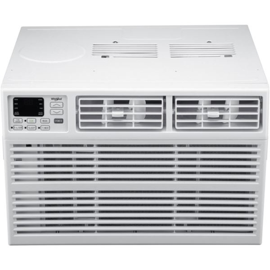 Picture of WHIRLPOOL-Energy Star 8,000 BTU 115V Window-Mounted Air Conditioner with Remote Control