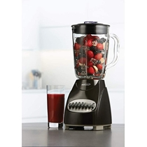 Picture of BRENTWOOD-12 - Speed plus Pulse Blender with Glass Jar - (Black)