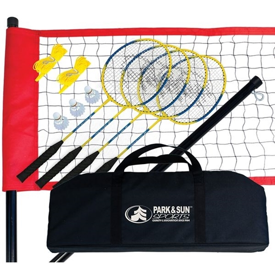 Picture of PARK AND SUN SPORTS-Badminton Sport Set