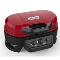Picture of COLEMAN-Road Trip 225 Table Top Grill, 11K BTU, 225 square inch, 2 burner - Red
