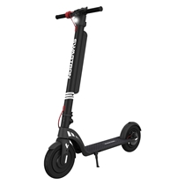 Picture of SWAGTRON-Electric Scooter with Removable Battery - (Black)