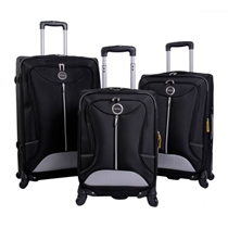 Picture of PREMIUMBAG-Bob Mackie Deluxe Four Wheeler Expandable Set