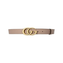 Picture of GUCCI-GG Belt - (Size 95) - (Dusty Pink)