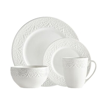 Picture of GODINGER-16 - Piece Florence Dinnerware Set